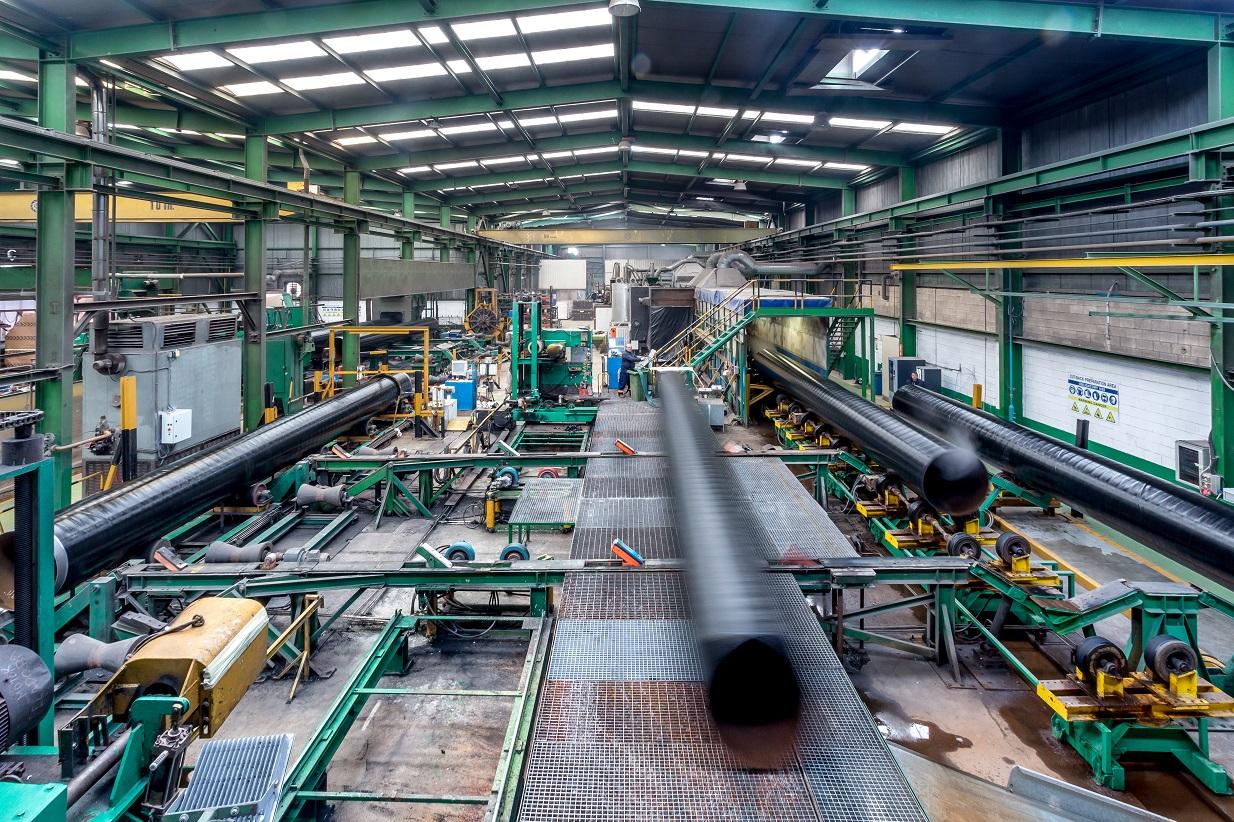 BAIKA Steel Tubular Systems